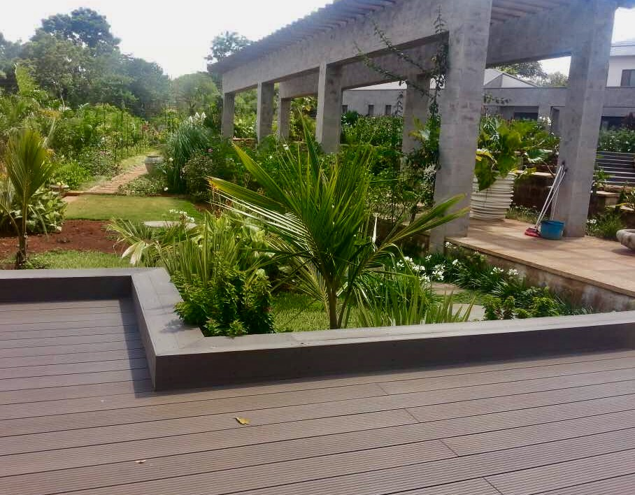 Muthaiga Residence Composite Decking
