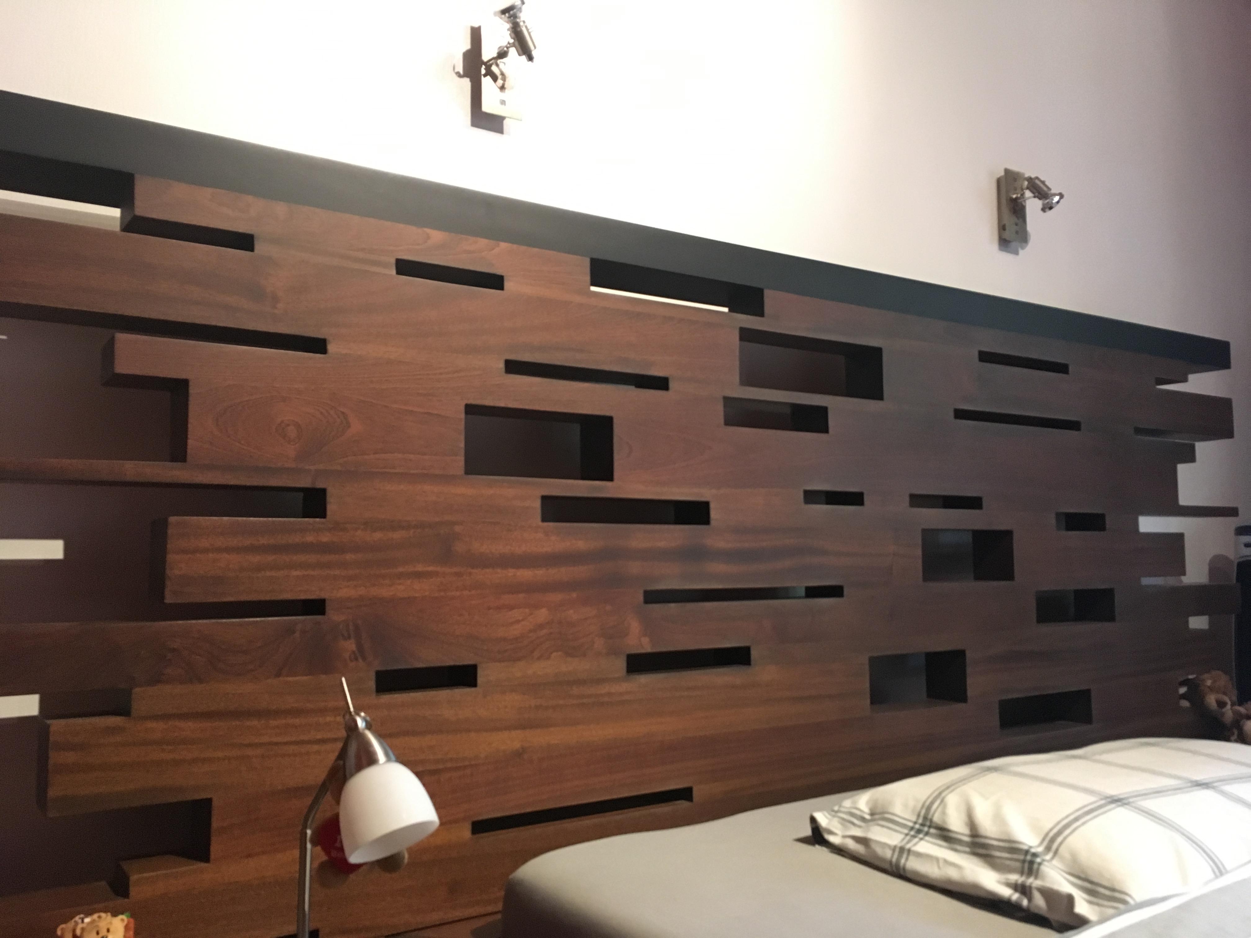 Contemporary Bed Headboard