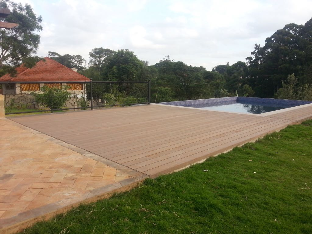 Composite Decking Shah Timber Limited