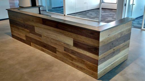 Reception Desks Shah Timber Limited